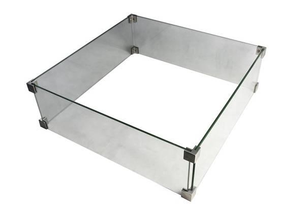 Bilde av Vindskydd - kvadrat